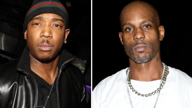 Ja Rule Talks About DMX Rapping With Mouth Wired Shut - Hiphop ...