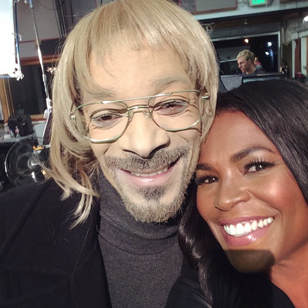 Snoop Dogg Criticized For Wearing Whiteface - Hiphop-Album-Debate.com